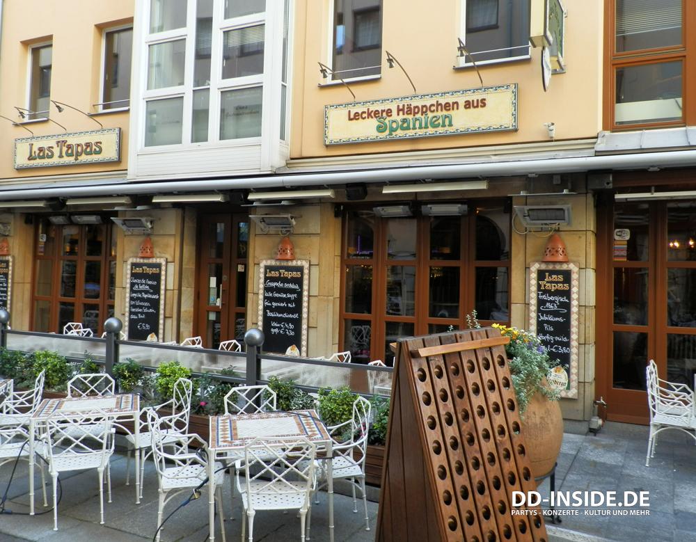 Restaurant Las Tapas In Der Münzgasse Dresden
