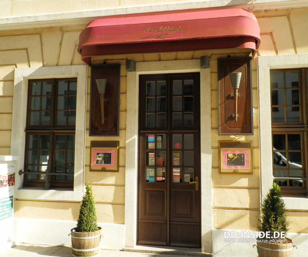 Karl May Bar Dresden