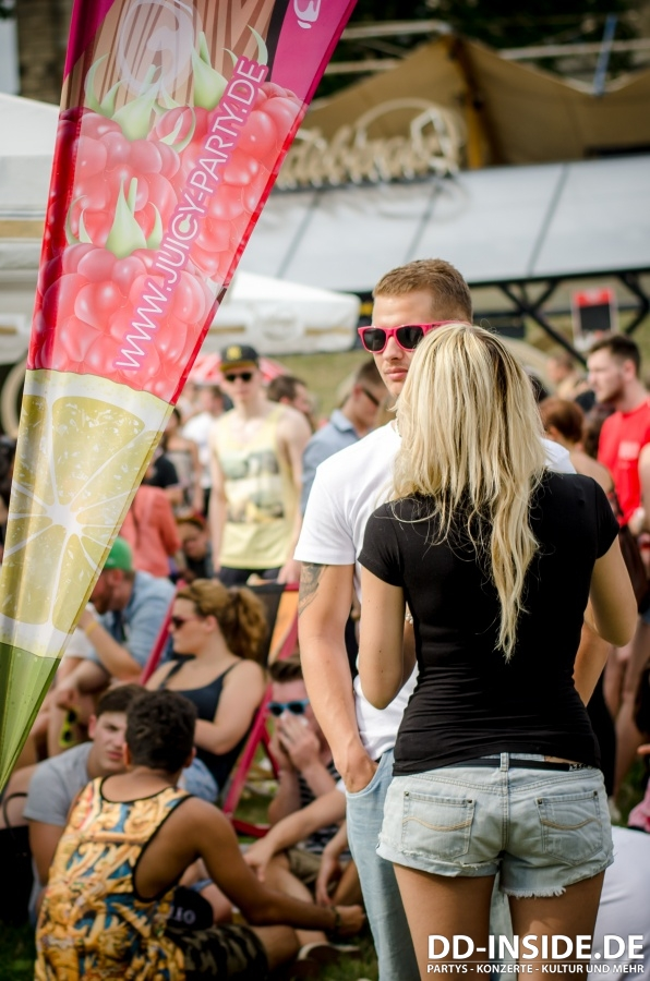 Juicy Sunday OpenAir @ 27.07.2014