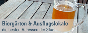 Bierg�rten & Ausflugslokale