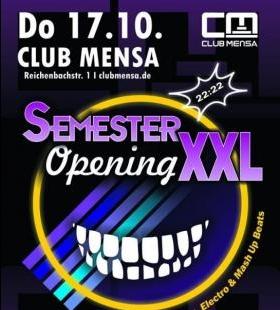 Semester Opening Xxl