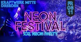 Neon Festival 2019 ∙ Dresden | 08.11