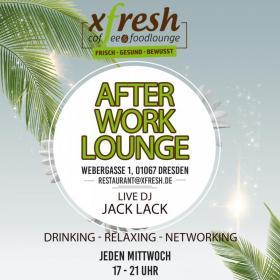 After Work Lounge mit DJ Jack Lack
