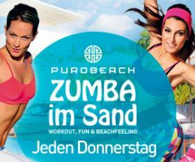 Zumba® Fitness am Purobeach >> findet nicht statt
