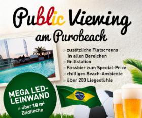 Public Viewing >Niederlande-Argentinien<