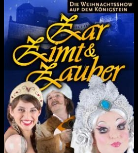 Zar, Zimt & Zauber - Die neue Weihnachtsshow