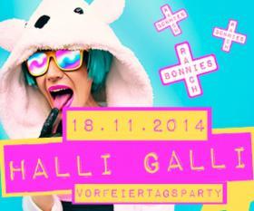 Halli Galli Vorfeiertagsparty