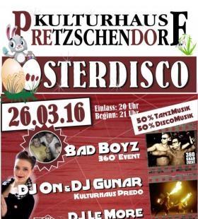 2016 OsterDisco in Pretzschendorf