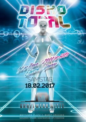 Disko Total at Kraftwerk Mitte