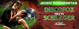 Discofox-Party Jeden Donnerstag im Bailamor