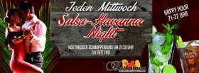 Salsa & Havanna Night Jeden Mittwoch