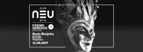 Klub Neu w/ Boris Brejcha, Ann Clue, Deniz Bul, Theydream