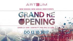 Arteum Re-Opening
