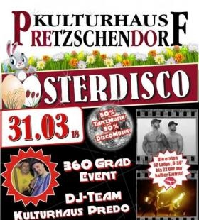 2018 OsterDisco 50% Tanz & Disco