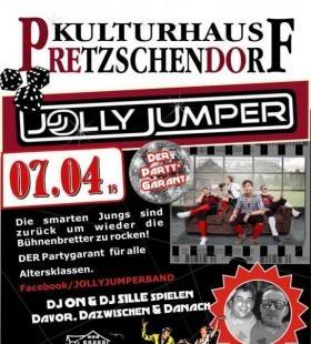 Jolly Jumper Party plus DJ ON