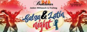 Salsa Latin Night - Gratis Schnupperkurs!