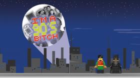I M A 90 S B!Tch