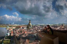 360°-Panorama Dresden IM Barock - Mythos der sächsischen Residenzstadt