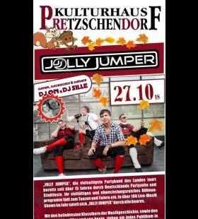 Jolly Jumper Party plus DJ ON
