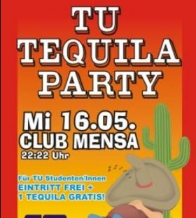 TU Tequila Party