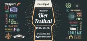 1. Dresdner Bierfestival
