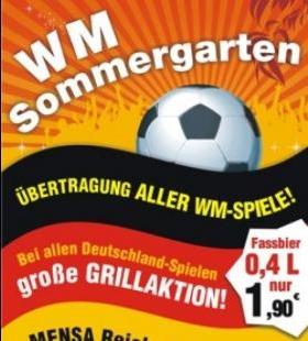 14.6.-15.7. WM Sommergarten