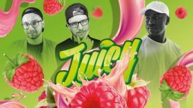 Juicy • Kraftwerk Mitte w/ Frizzo, Australan & D3!C