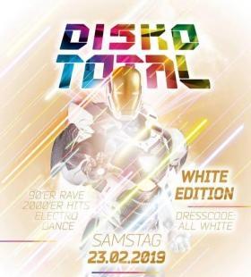 Disko Total • White Edition