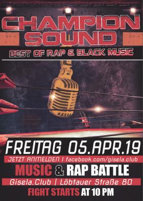 Champion Sound (Rap Battle & Music)