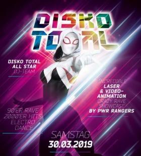 Disko Total • 90er & 2000er Rave