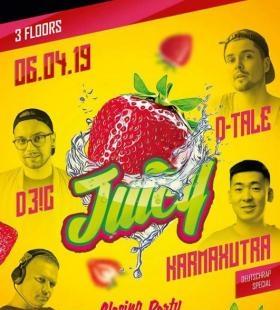 Juicy • 3 Floors / Deutsch-Rap-Special