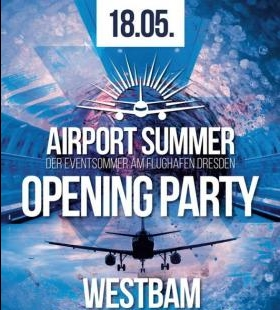 Airport Summer Opening w/ Westbam
