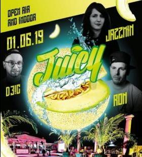 Juicy Open Air • Summer Opening 2.0