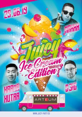 Juicy • Ice Cream Edition
