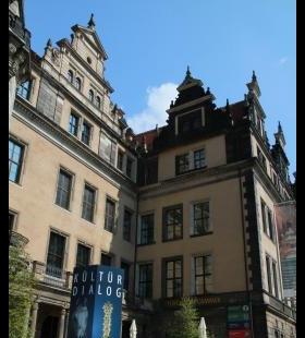 Schlossführung mit u.a. Neuem Grünen Gewölbe & Paraderäume