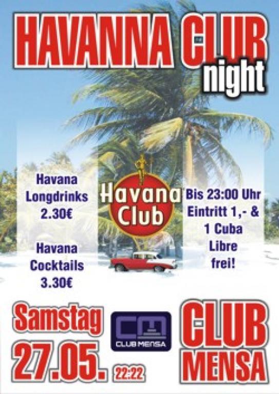 Cuba Club - Mainfloor DJ Tracks